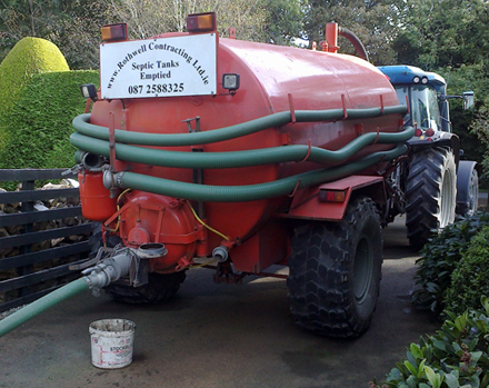 Septic Tank Cleaning Wexford